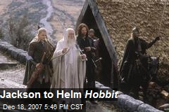 Jackson to Helm Hobbit
