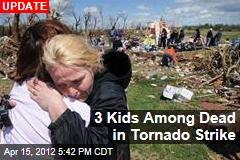Oklahoma Tornado Kills 5