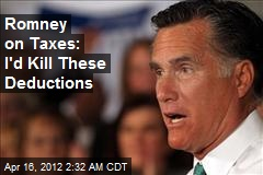 Mitt's Raking It In
