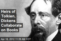 Heirs of Tolkien, Dickens Collaborate on Books