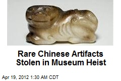 Rare Chinese Artifacts Stolen in Museum Raid