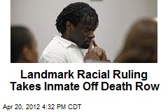 Landmark Racial Ruling Takes Inmate Off Death Row