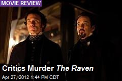 Critics Murder The Raven
