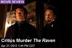 Critics Murder The Raven