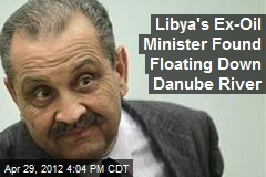 Libya's Ex-Oil Minister Found Floating Down Danube River