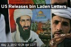 US Releases bin Laden Letters