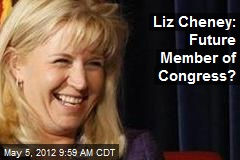 Liz Cheney: Future Member of Congress?