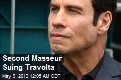 Second Masseur Suing Travolta