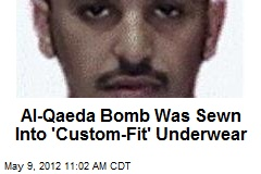 Al-Qaeda Bomb Was Sewn Into 'Custom-Fit' Underwear
