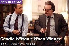 Charlie Wilson's War a Winner