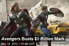 Avengers Busts $1B Mark