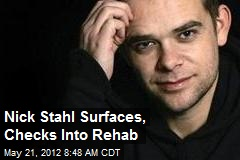 Nick Stahl Surfaces, Checks Into Rehab
