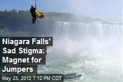 Niagara Falls' Sad Stigma: Magnet for Jumpers