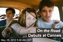 On the Road Debuts at Cannes