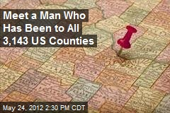 Meet a Man Who Has Been to All 3,143 US Counties