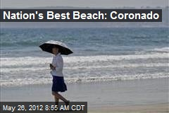 Nation's Best Beach: Coronado