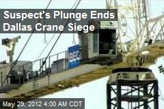 Dallas Crane Siege Enters Second Day