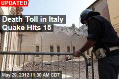 9 Dead as 5.8 Quake Again Jolts Italy