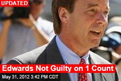 John Edwards' Defense Calls for Mistrial