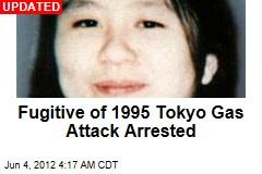 Fugitive of 1995 Tokyo Gas Attack Arrested
