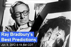 Ray Bradbury's Best Predictions