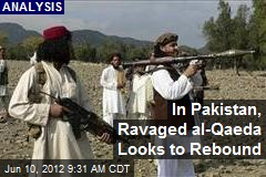 In Pakistan, Ravaged al-Qaeda Looks to Rebound