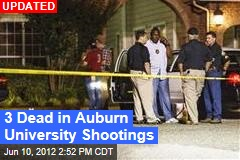 'Multiple Victims' as Shooting Rocks Auburn