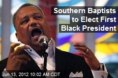 Southern Baptists to Elect First Black President
