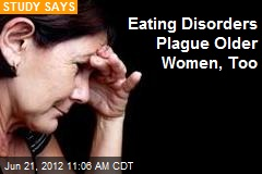 Eating Disorders Plague Older Women, Too