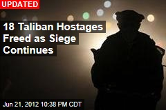 Taliban Seize Hostages in Kabul Hotel Attack