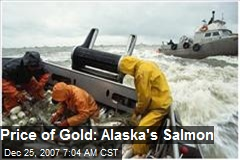 Price of Gold: Alaska's Salmon