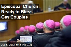 Episcopal Church Ready to Bless Gay Couples