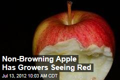 Non-Browning Apple Has Growers Seeing Red