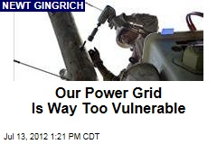 Our Power Grid Is Way Too Vulnerable