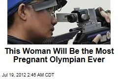 Malaysian Is Most Pregnant Olympian Ever