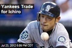 Yankees Trade for Ichiro