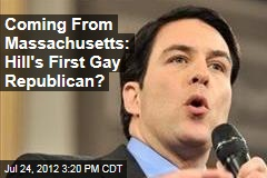 Coming From Massachusetts: Hill's First Gay Republican?