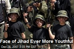 Face of Jihad Ever More Youthful