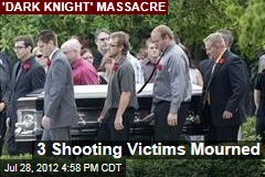 3 Shooting Victims Mourned