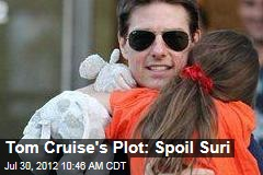 Tom Cruise's Plot: Spoil Suri