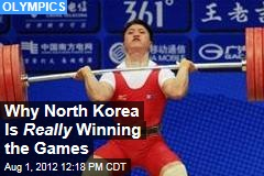 Why North Korea Is Really Winning the Games