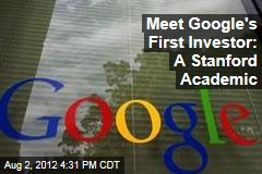 Meet Google's First Investor: A Stanford Academic