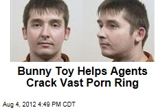 Bunny Toy Helps Agents Crack Vast Porn Ring