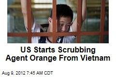 US Starts Scrubbing Agent Orange From Vietnam