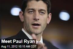 Meet Paul Ryan
