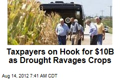 Taxpayers on Hook for $10B as Drought Ravages Crops