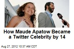 How Maude Apatow Became a Twitter Celebrity by 14