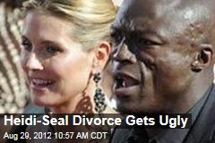 Heidi-Seal Divorce Gets Ugly