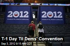 Dems Look to Michelle as DNC Kicks Off