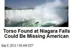 Female Torso Found at Niagara Falls